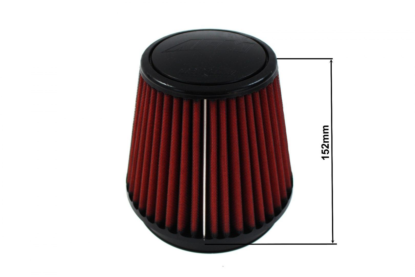 Filtr stożkowy AEM 21-210EDK 152MM - GRUBYGARAGE - Sklep Tuningowy
